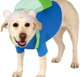 Rubies Costume Company Adventure Time's Finn Pet Costume