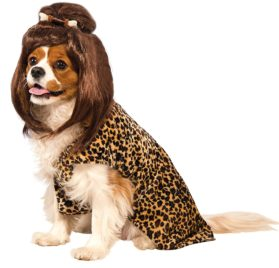 Rubies Costume Company Cave Girl Pet Costume and Wig