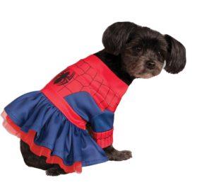 Rubies Costume Company Marvel Classic-Marvel Universe Spider Girl Pet Costume