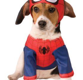 Rubies Costume Company Marvel Classic-Marvel Universe Spider-Man Pet Costume 2