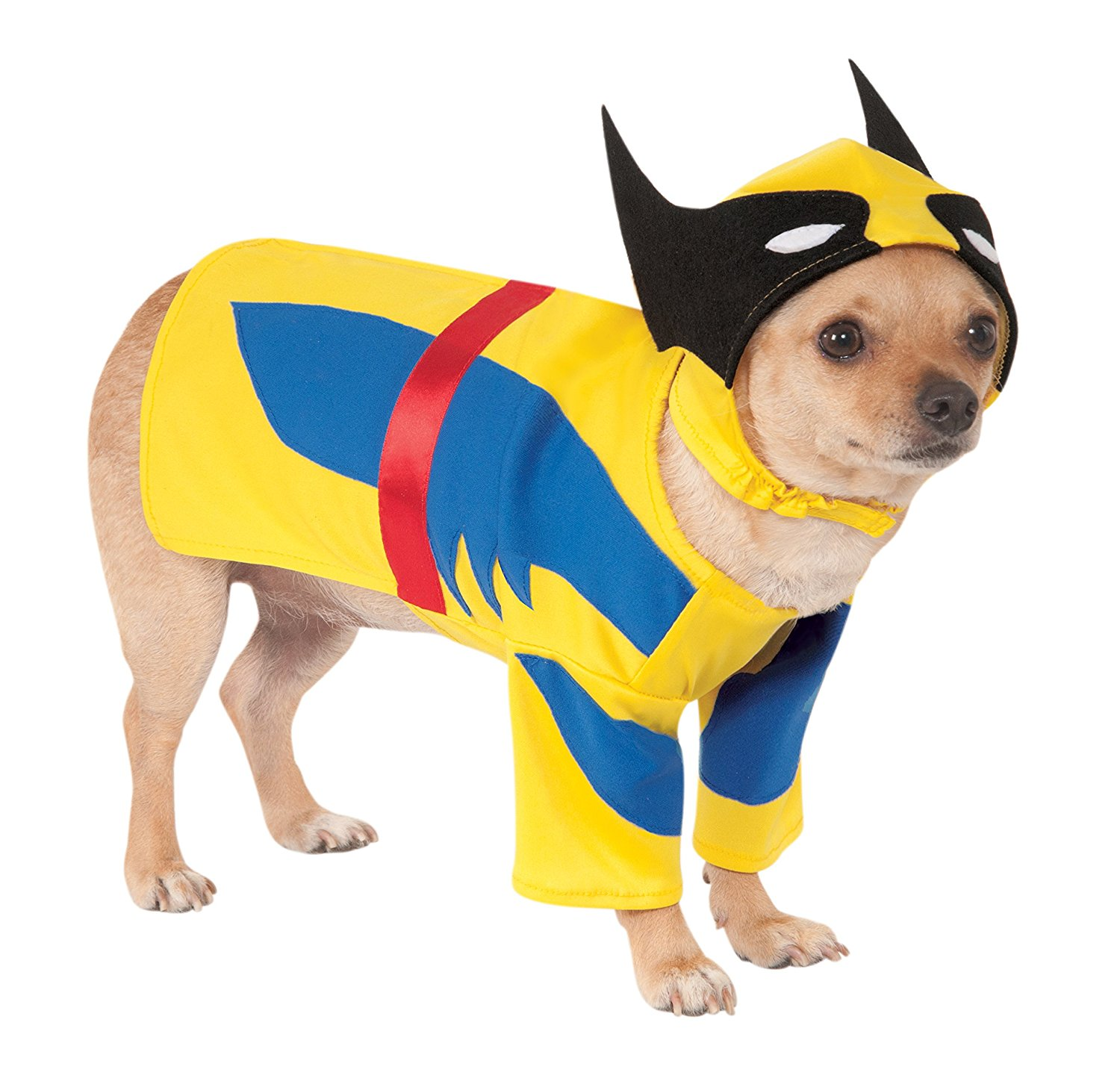 Rubies Costume Company Marvel Classic/Marvel Universe Wolverine Pet Costume  sc 1 st  Chihuahua Kingdom & Rubies Costume Company Marvel Classic/Marvel Universe Wolverine Pet ...