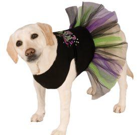 Rubies Costume Company Wickedly Cute Tutu Dress Pet Costume