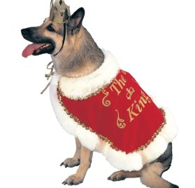 Rubies Costume Halloween Classics Collection Pet Costume, King, Small
