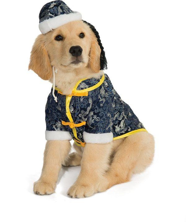 Rubie's Pet Costume, Asian Dog