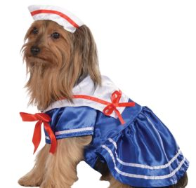Rubie's Pet Costume, Sailor Girl