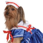 Rubie's Pet Costume, Sailor Girl 3