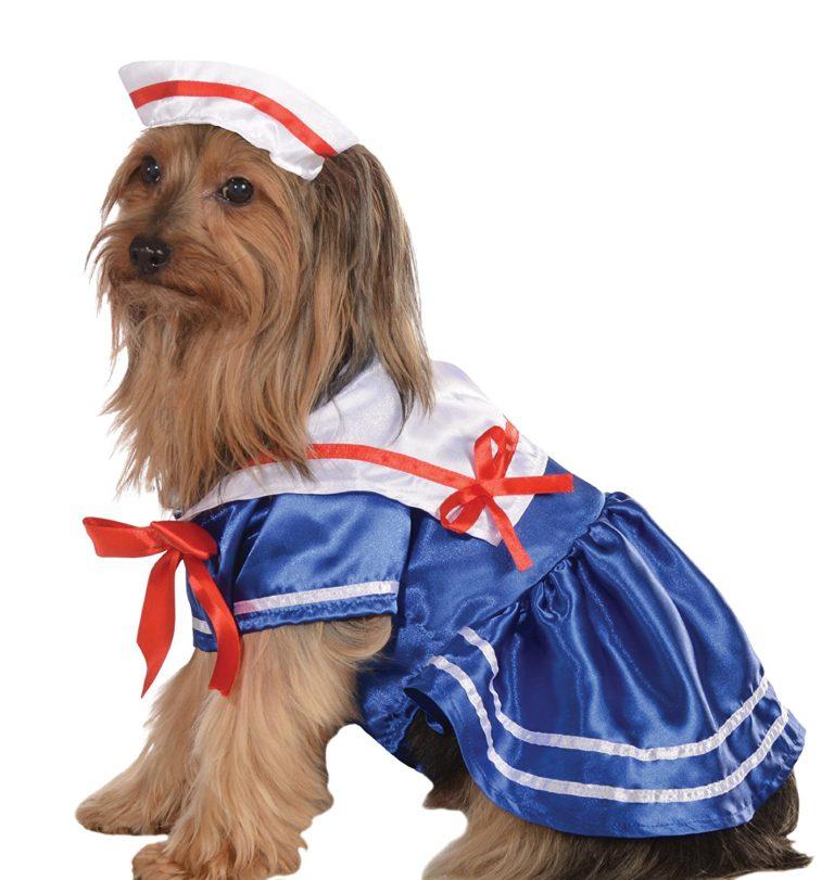 Rubie's Pet Costume, Sailor Girl