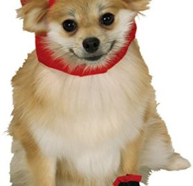 Rubie's Pet Costume, Small, Devil Headpiece with Cuffs