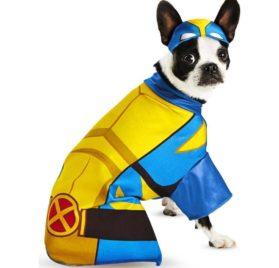 Wolverine Superhero Pet Dog Costume