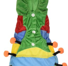 XING YU Caterpillar Costume 2