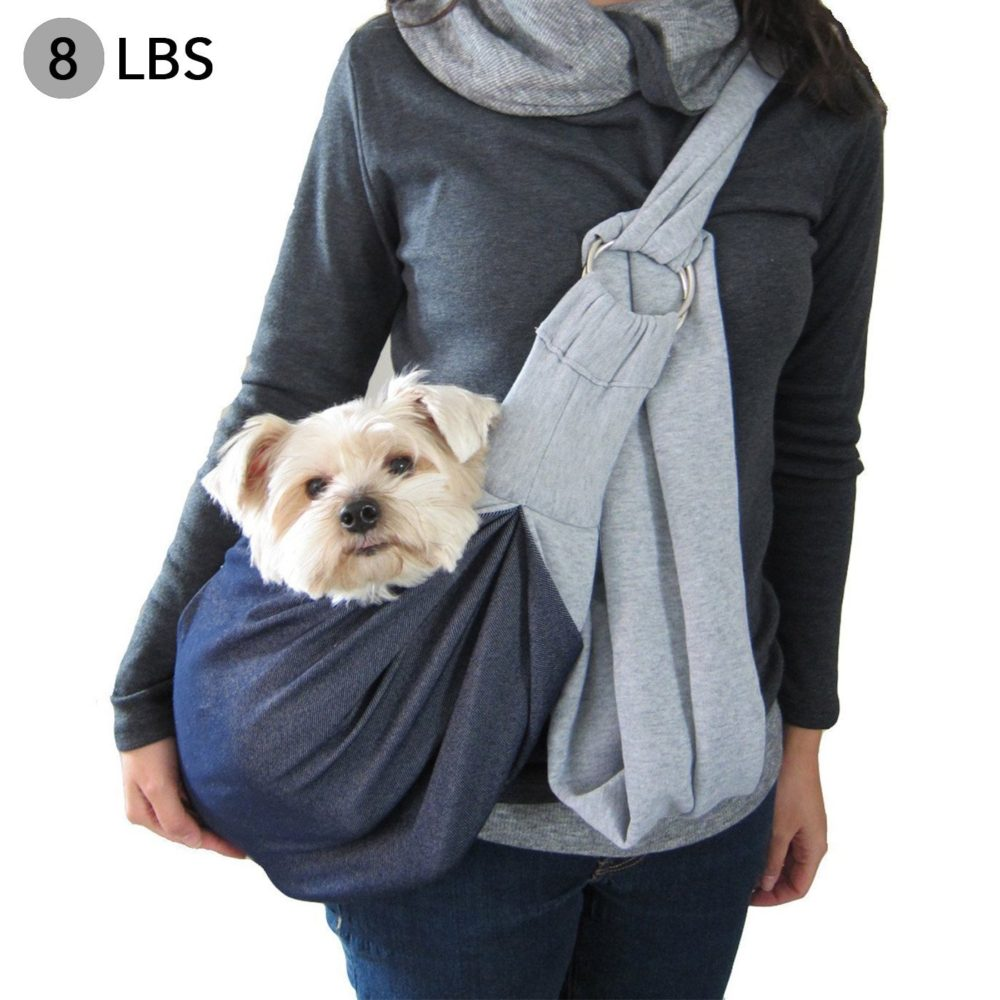 alfie pet by petoga couture chico 2 0 revisible pet sling carrier. Black Bedroom Furniture Sets. Home Design Ideas