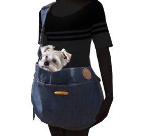 Alfie x B.Duck - Lucian Denim Pet Sling Carrier