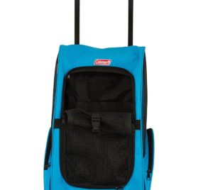 Coleman Pet Carrier Trolley, Good for small dogs such as Chihuahua, Yorkie, teacup dog size