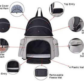 Dog Carrier for Small Pet Cat 3