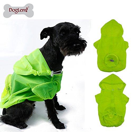 Dog Shirt Rash Guard Pet Summer Cloth Pup Sun Protection