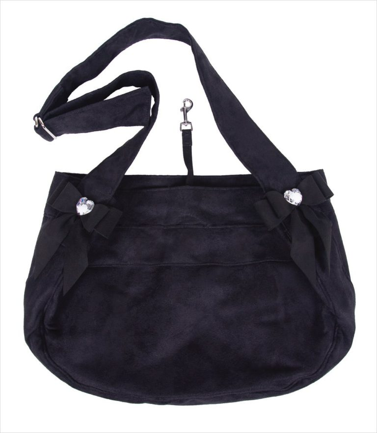 Luxesuede Cuddle Carrier for Dogs by Susan Lanci Designs