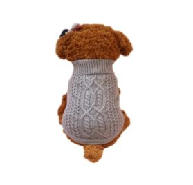 Minisoya Pet Dog Sweater For Small Dogs Puppies Clothes Knit Shirt