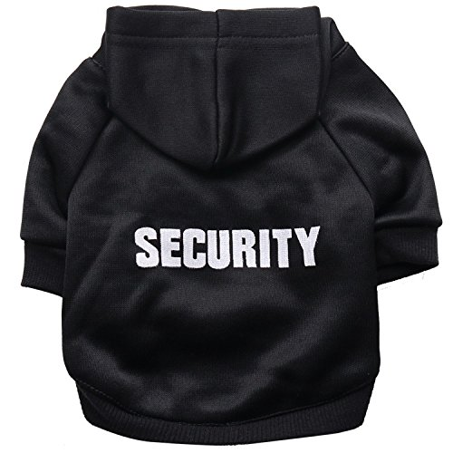 Ollypet Dog Hoodie Security Clothes For Pets Camo Puppy