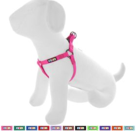 Pawtitas Pet Adjustable Solid Color Step In Puppy