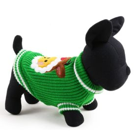 petcircle new christmas tree Knitting Dog Sweater Christmas New Year Winter Soft Washable Dog Clothes For Small dogs