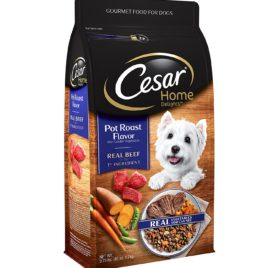 Cesar Dry Food 10169596 Small Breed Dog Pot Roast Flavor with Garden Vegetables, 3.75 lb 2