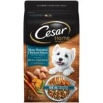 Cesar Dry Food 10169603 Small Breed Dog Slow Roasted Chicken Flavor with Garden Vegetables, 3.75 lb