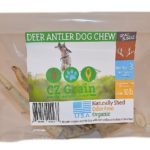Dog Bones Chew Toy. Deer Antler Bone Chew Toys. For All Dogs. Good for K9 Teeth. High in Minerals. Shed Naturally in the USA