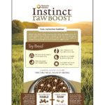 Instinct Raw Boost Grain Free Recipe Natural Dry Dog Food by Nature's Variety 3