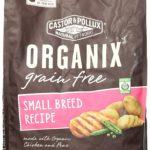 Organix Small Breed Recipe Dry Dog Food, 4-Pound