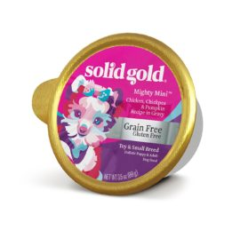 Solid Gold Holistic Dog Food for Small & Toy Breeds, Dry and Wet with Superfoods