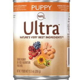 ULTRA Puppy Canned Puppy Food 12.5 Ounces (Pack of 12)