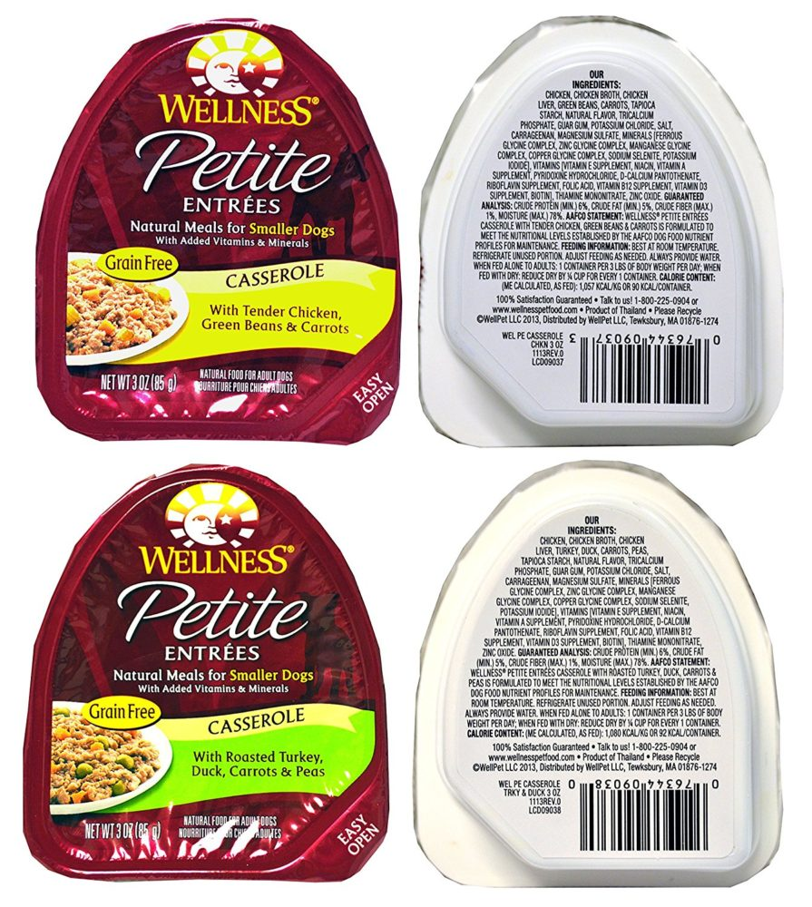 Wellness Canned Dog Food Variety