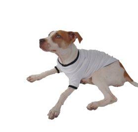 TooLoud Chillin With My Peeps Stylish Cotton Dog Shirt 2