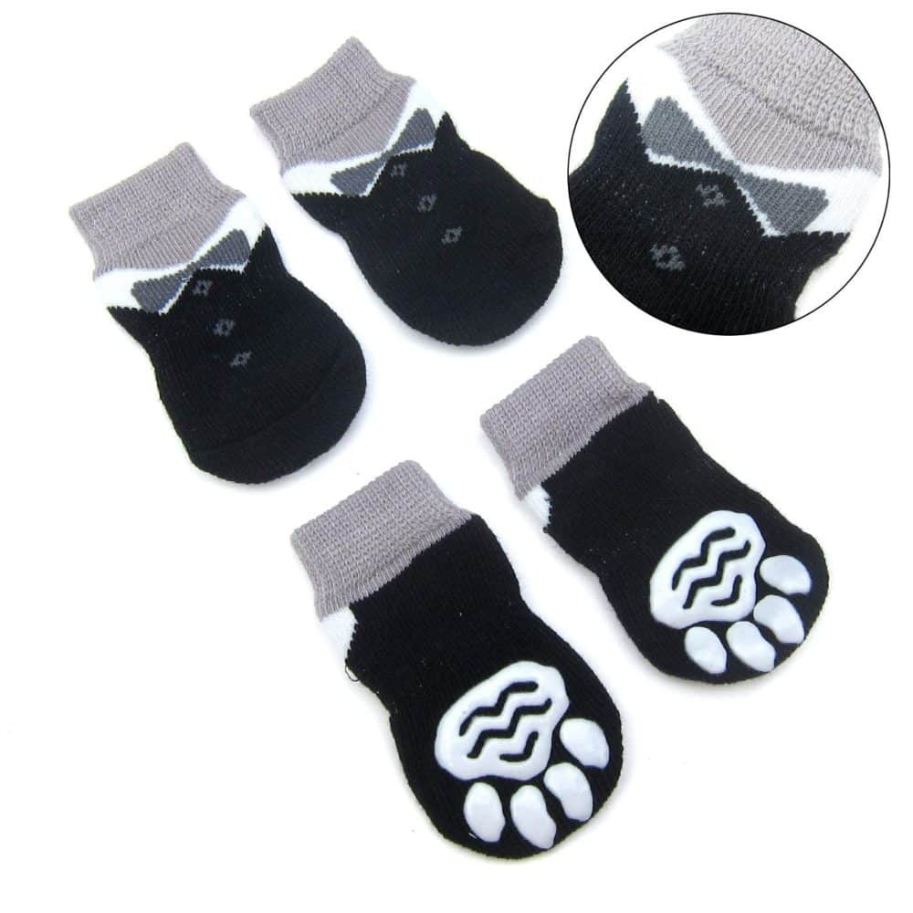 Alfie Pet By Petoga Couture Sawyer 4 Set Of 4 Dog Paw