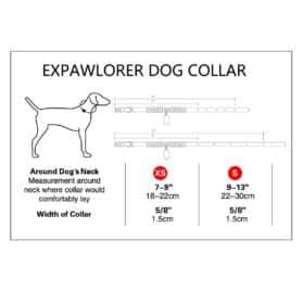 EXPAWLORER Black Fashion Jeweled Diamante Dog Cat Puppy Collars Necklace Style 2