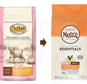 Nutro Toy Breed Adult Dry Dog Food Farm-Raised Chicken, Brown Rice & Sweet Potato Recipe 2
