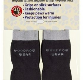 Power Paws Advanced Greyhound Black Extra Extra Small