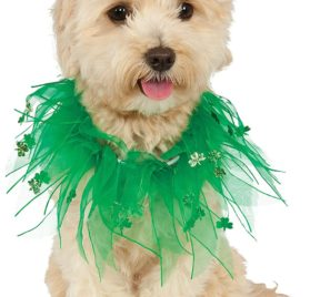 Rubie's St. Patrick's Day Fancy Collar Dog Costume