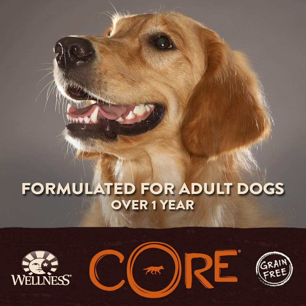 Wellness Core Natural Reduced Fat Grain Free Dry Dog Food