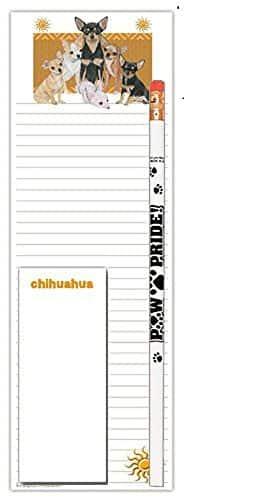 Chihuahua Notepad & Pencil Gift Set