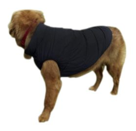 Cold Weather Dog Jackets Coats, Durable Waterproof Windproof Thick Fleece Lined Winter Warm Pet Dog Puppy Coat Snowsuit Clothes Outdoor Dog Rain Jacket