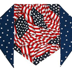 Patriotic Bandana for Dogs - 1