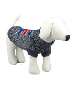 Pet DOG Sweater Winter Clothes Dog Sweatshirts Chihuahua Pitbull Poodle Cats - 1
