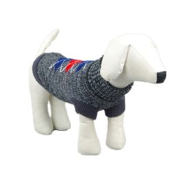 Pet DOG Sweater Winter Clothes Dog Sweatshirts Chihuahua Pitbull Poodle Cats - 1