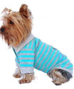 QPet Polo Pet Shirt - 1