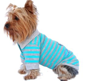 QPet Polo Pet Shirt - 1