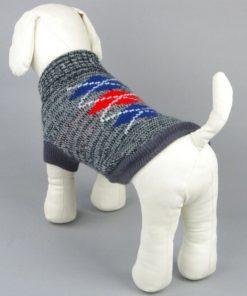 Pet DOG Sweater Winter Clothes Dog Sweatshirts Chihuahua Pitbull Poodle Cats - 2