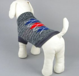 Pet DOG Sweater Winter Clothes Dog Sweatshirts Chihuahua Pitbull Poodle Cats - 2