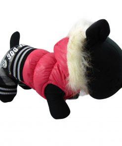Alfie Couture Designer Pet Apparel - Bam Hooded Jumper - 3