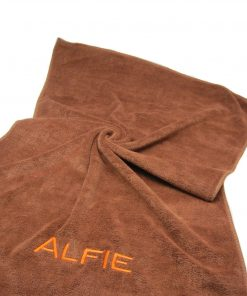 Alfie Pet by Petoga Couture - 3-Piece Dog Park Bundle Chico 2.0 Revisible Pet Sling Carrier, Microfiber Fast-Dry Towel, Rosh Collapsible Travel Bowl 7